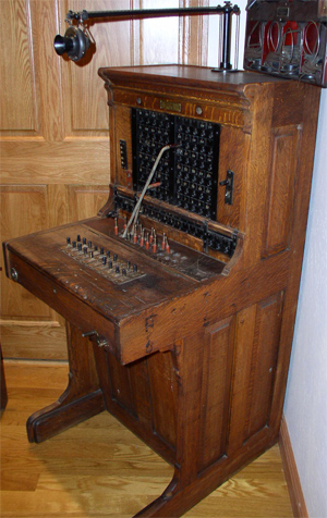 telephone cable wiring monarch switchboard telephonearchive com antique  monarch switchboard telephonearchive com antique