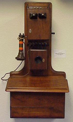 Western Electric 1882 Triple Wide Telephonearchive Com